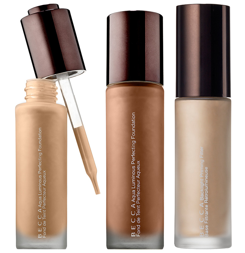 BECCA Makeup Collection for Spring 2016 Foundation and primer