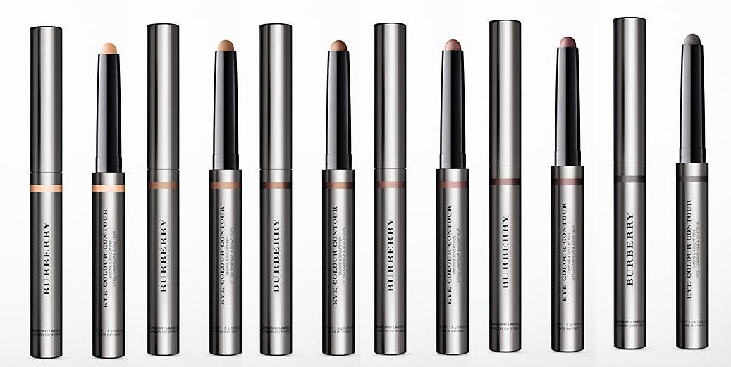 Burberry EYE COLOUR CONTOUR makeup spring 2016