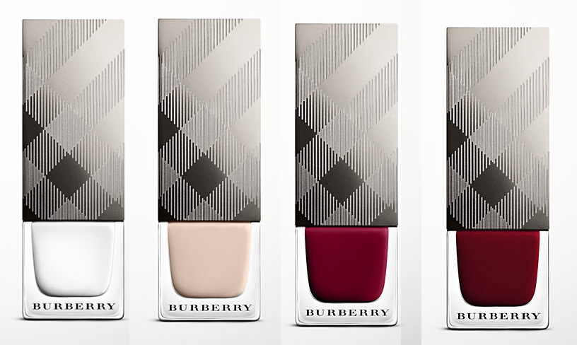 Burberry Nail Polish Spring 2016