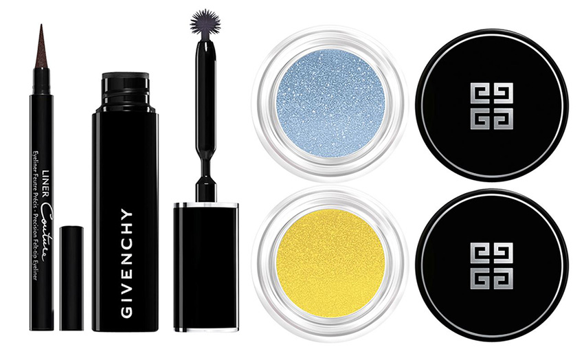 Givenchy La Revelation Originelle Makeup Collection for Spring 2016 eye products
