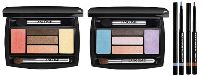 Lancome From Lancome With Love Makeup Collection for Spring 2016 eyes