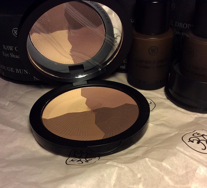 Rouge Bunny Rouge Eye shadow paltte antigo 086 Skin Soul Drops foundation essence spring 2016