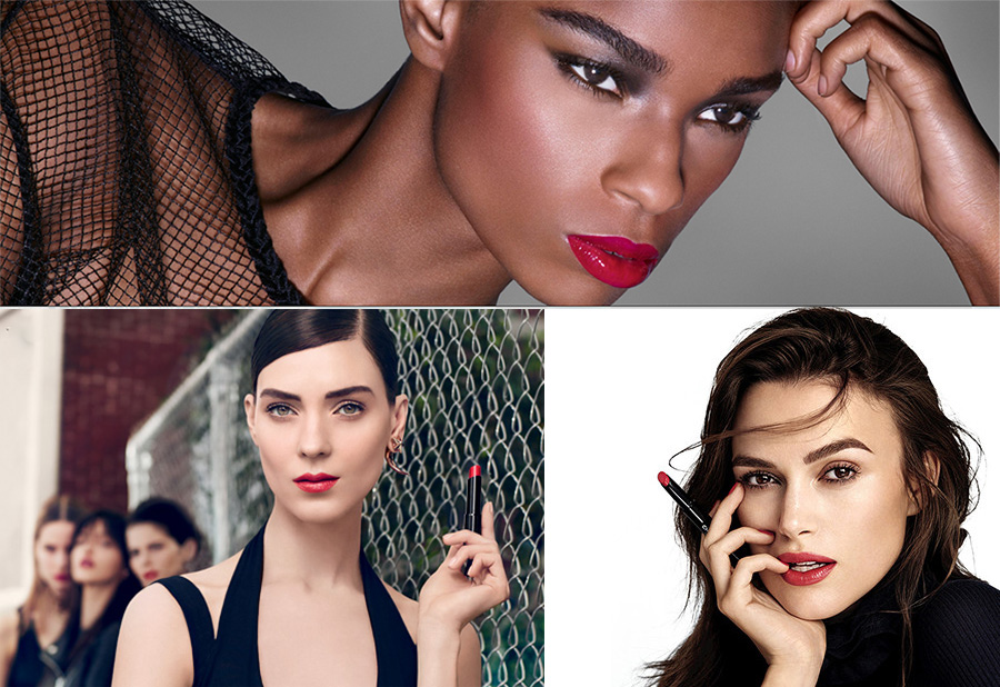SS16 New Lipsticks Tom Ford, Givenchy and Chanel promos