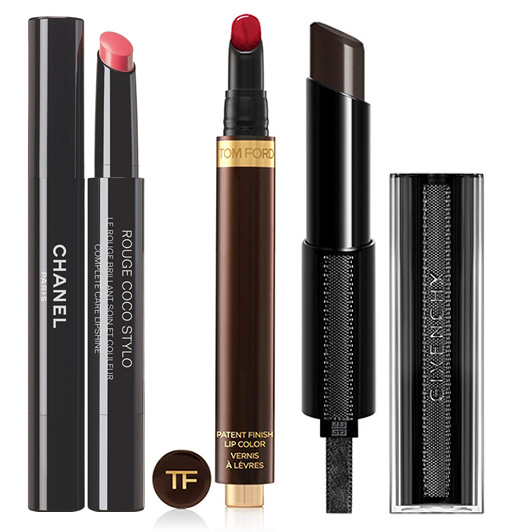 SS16 New Lipsticks Tom Ford, Givenchy and Chanel