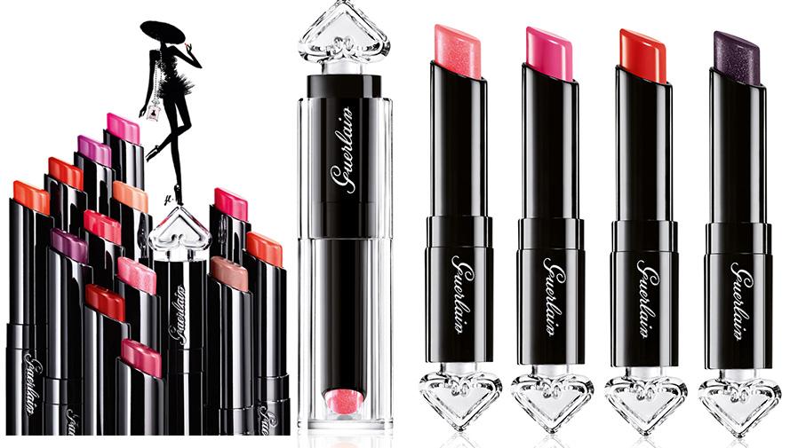 Guerlain La Petite Robe Noir Makeup scented lipstick