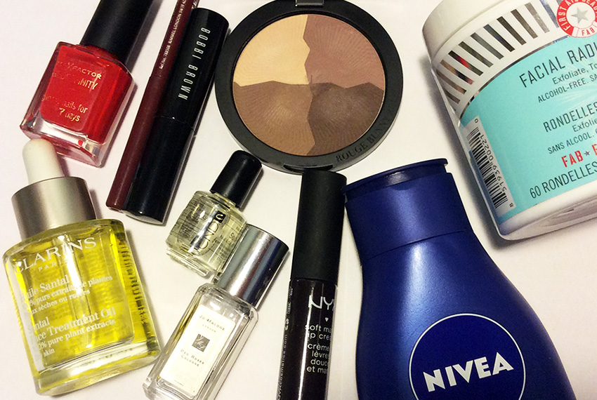 January 2016 Beauty Favourites makeup4all