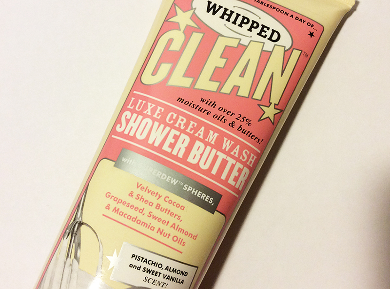 Soap & Glory Whipped Clean Shower Butter Review