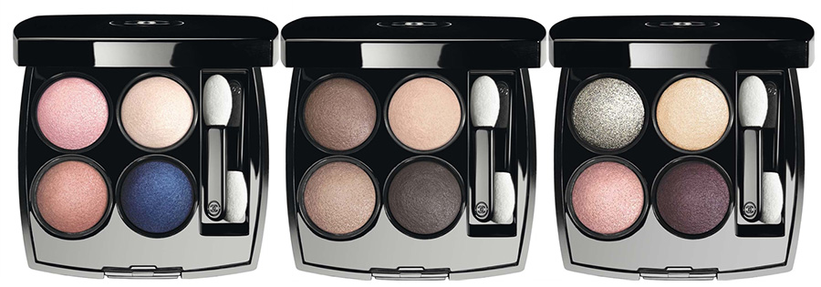 Chanel Les 4 Ombres eye shadows spring 2016