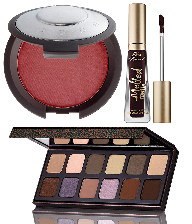SS16 New Products BECCA, Too Faced and Laura Mercier