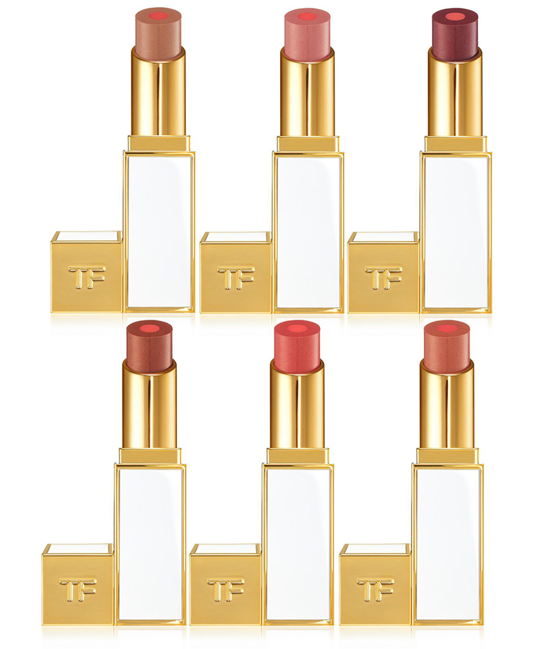 Tom Ford Moisturecore Lip Color summer 2016