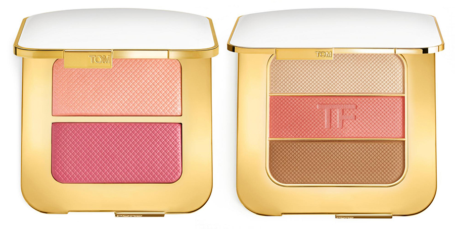 Tom Ford Soleil Color Makeup Collection for Summer 2016 blush and contouring