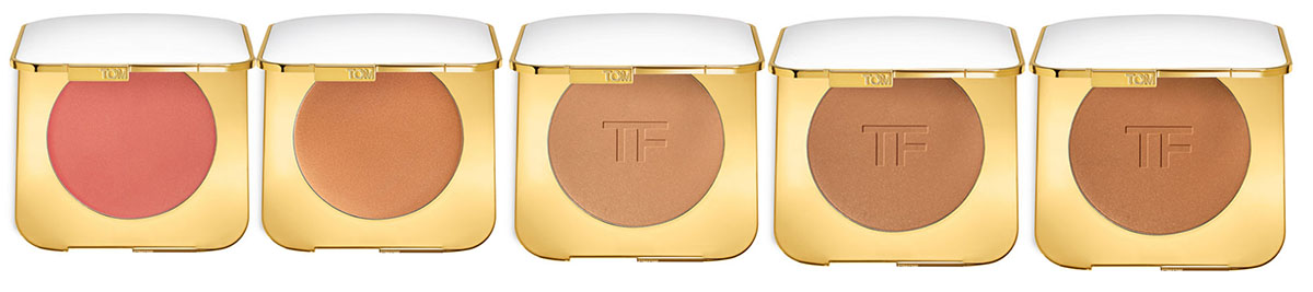 Tom Ford Soleil Color Makeup Collection for Summer 2016 blushes and bronzer