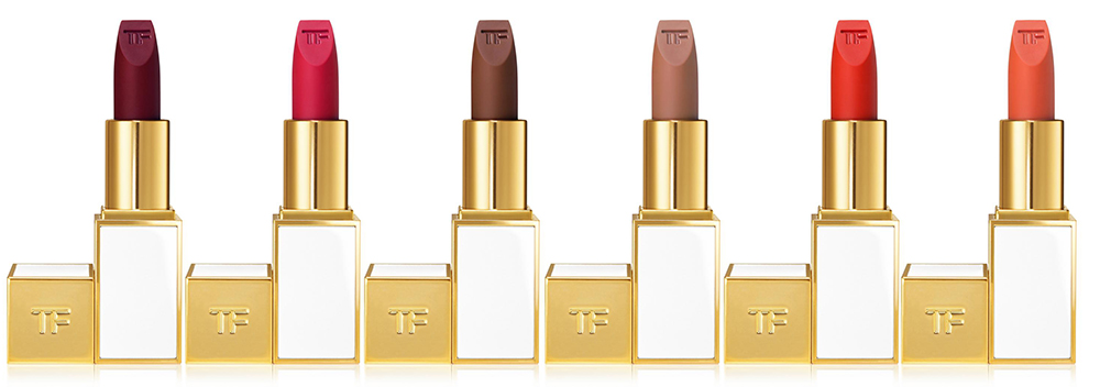 Tom Ford Ultra-Rich Lip Color summer 2016