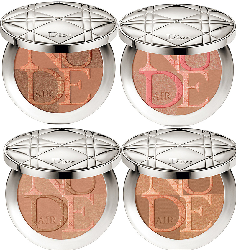 Dior Milky Dots Makeup Collection for Summer 2016 bronzers