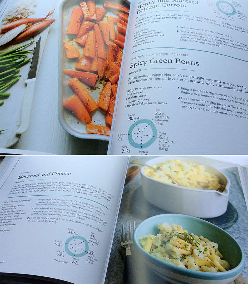 Hungry Happy Healthy by Dannii Martin Book Review recipes