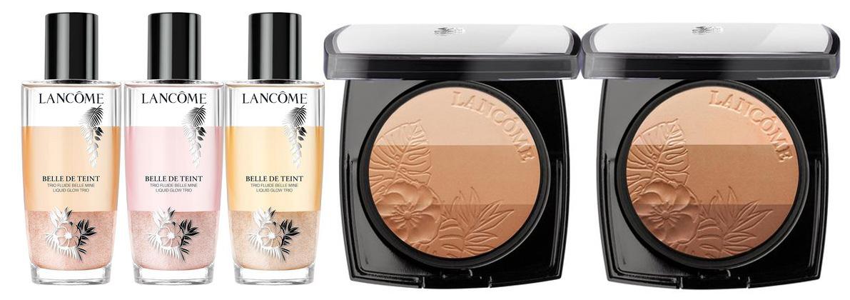 Lancome Summer Bliss Makeup Collection for Summer 2016 Belle de teint
