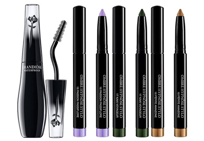 Lancome Summer Bliss Makeup Collection for Summer 2016 mascara and ombre eye stylo 1