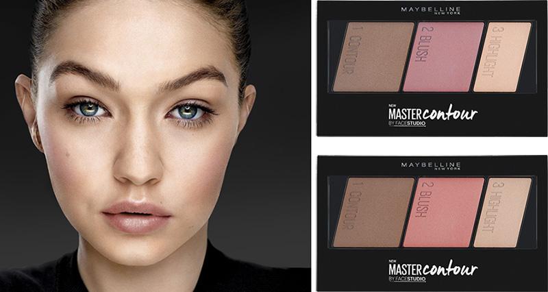Maybelline FACESTUDIO MASTER CONTOUR Gigi Hadid