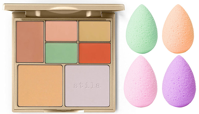 SS16 Trend Colour Contouring stila and beauty blender