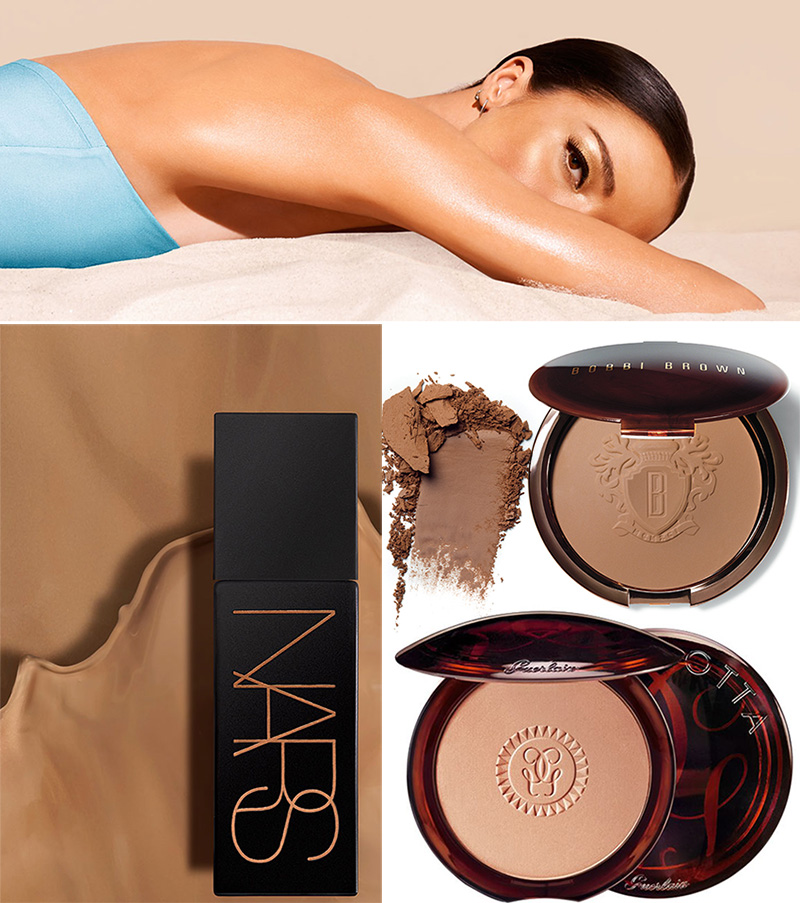 Summer 2016 Bronzers Guerlain, Bobbi Brown and NARS