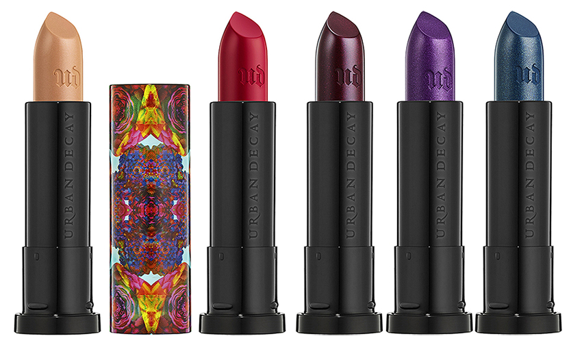 Urban Decay Through the looking glass lipstick all shades summer 216