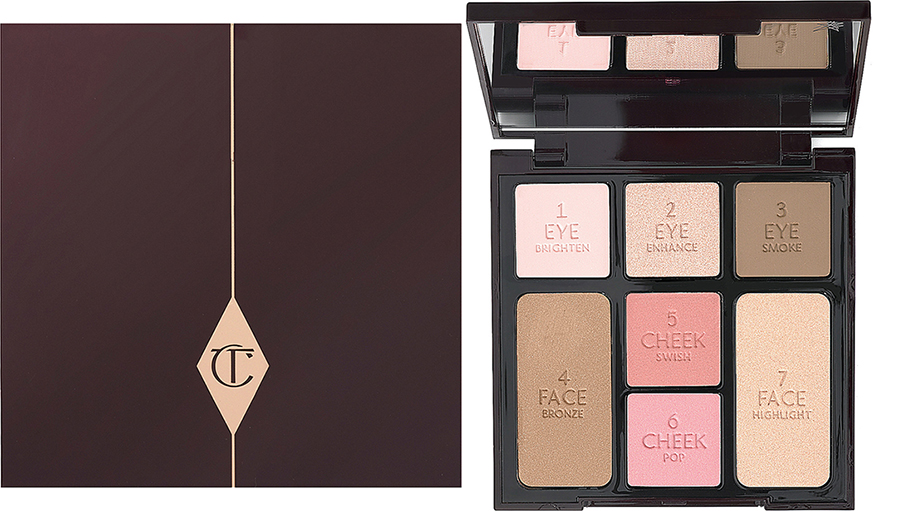 Charlotte Tilbury Instant Look In a Palette summer 2016