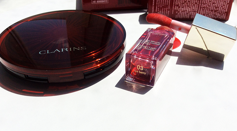 Clarins Summer Collection Bronzer and Lip Oil Review and Swatches