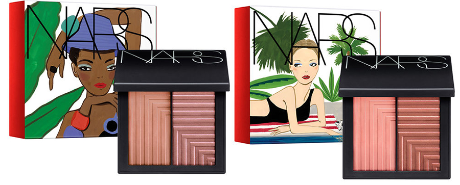 NARS Under Cover Makeup Collection for Summer 2016 Dual Intensity Blush