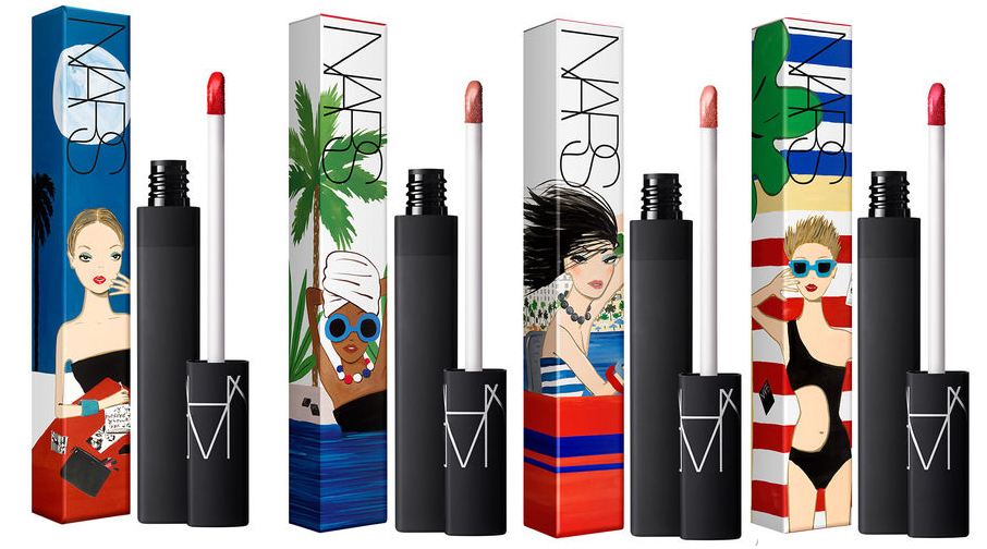 NARS Under Cover Makeup Collection for Summer 2016 LIP cover