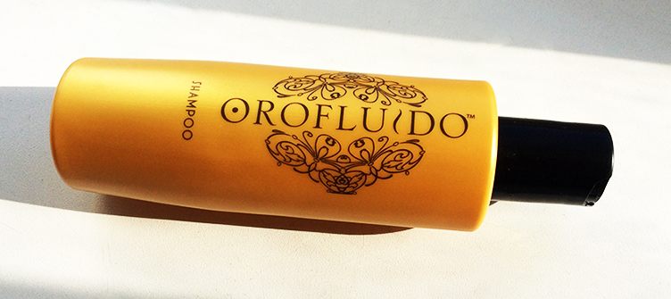 OROFLUIDO Beauty Shampoo Review