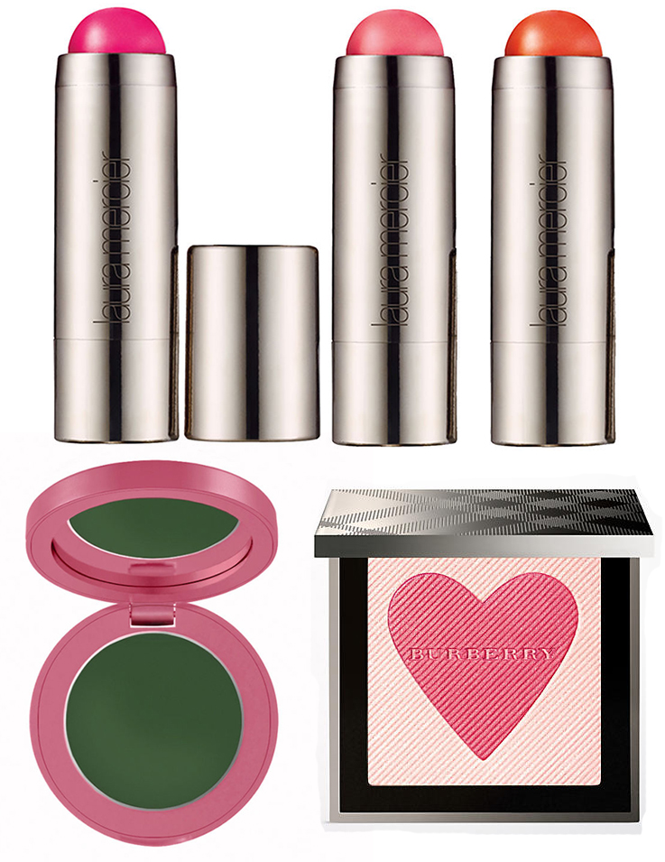 SS16 Face Products Laura Mercier, Burberry and Lipstick Queen