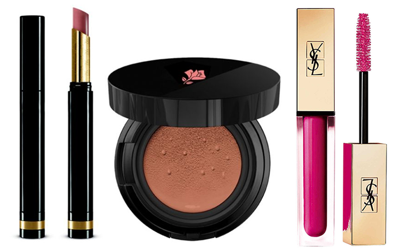 SS16 New Beauty Products Gucci, YSL and Lancome