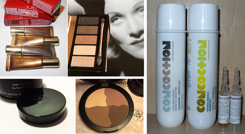 Top 10 Most Popular Posts of Spring 2016 makeup4all Clarins, RBR, Concoction