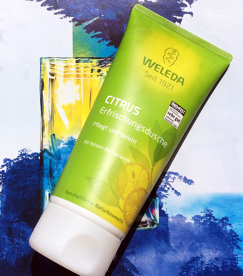 Weleda Citrus Creamy Body Wash Review
