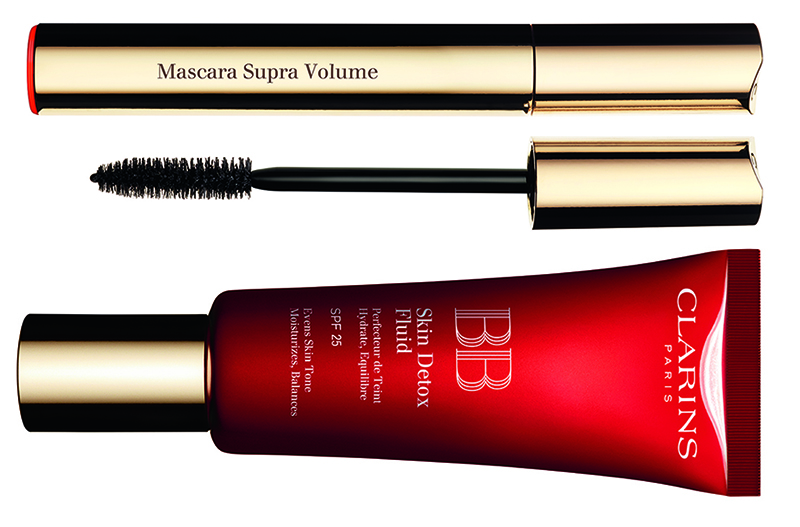 Clarins Makeup Collection for Autumn 2016 mascara and BB cream