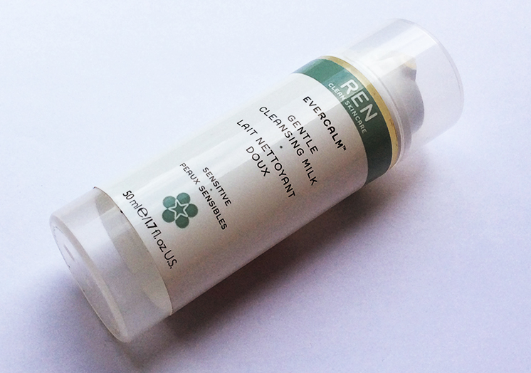 REN Evercalm Gentle Cleansing Milk Review