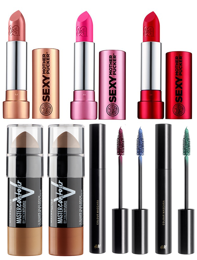SS16 Affordable New Products Soap & Glory, Maybelline and H&M