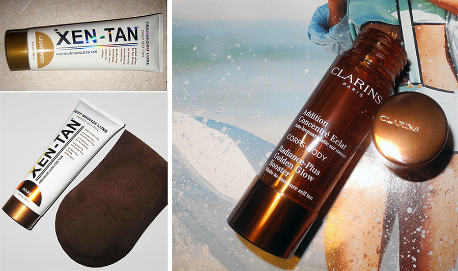 Xen-Tan-Transform-Luxe-Review- Clarins Radiance Plus Golden Glow Booster