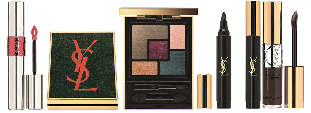 YSL Scandal makeup collection for Autumn 2016