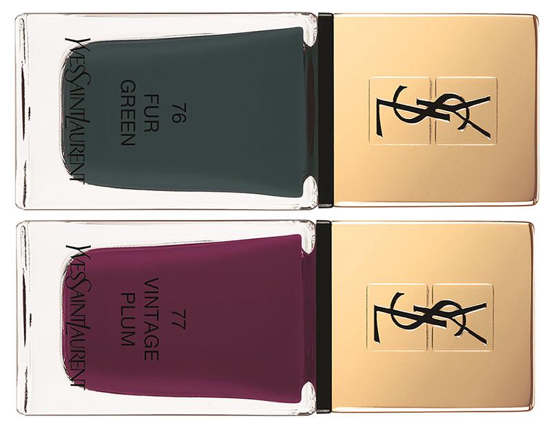 YSL Scandal makeup collection for autumn 2016  La Laque Couture