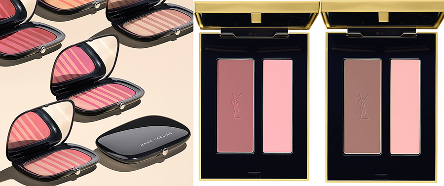 AW16 New Cheek Products Marc Jacobs, YSL