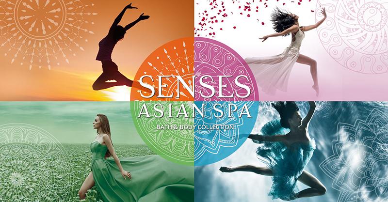ArtDeco Senses Asian Spa all fragrances