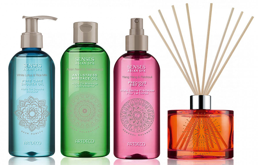 ArtDeco Senses Asian Spa products