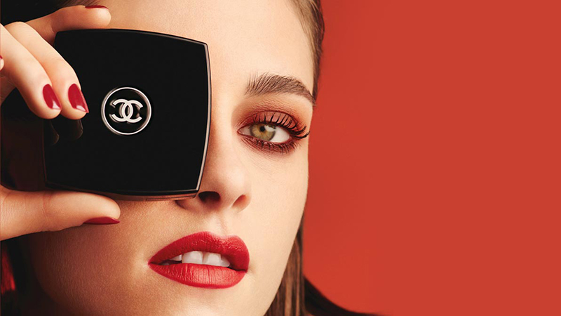 Chanel Le Rouge Collection N1 For Autumn 2016 Kristen Stewart