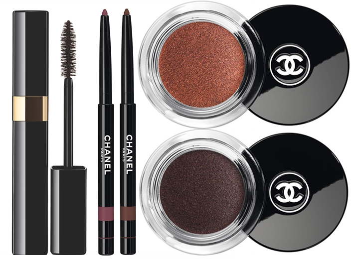 Chanel Le Rouge Collection N1 For Autumn 2016 eye products