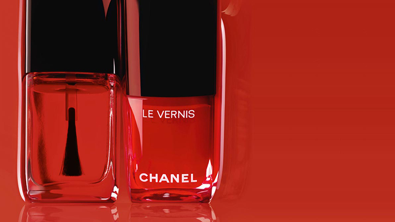 Chanel Le Rouge Collection N1 For Autumn 2016 le vernis
