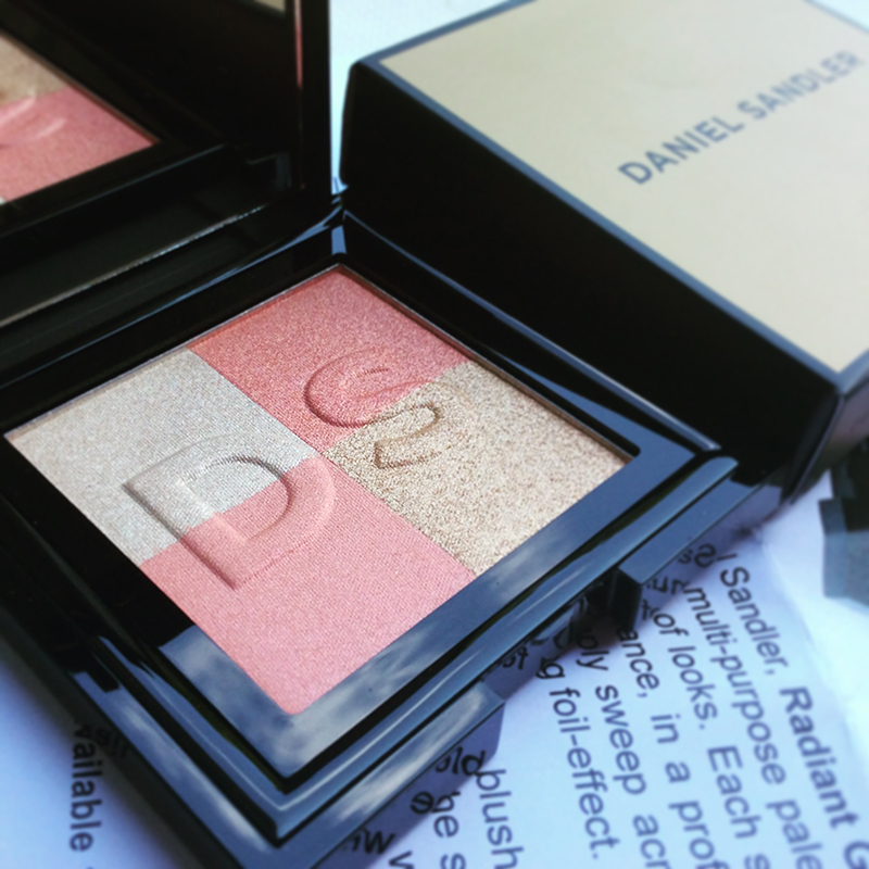 Daniel Sandler Radiant Glow Review and Swatches