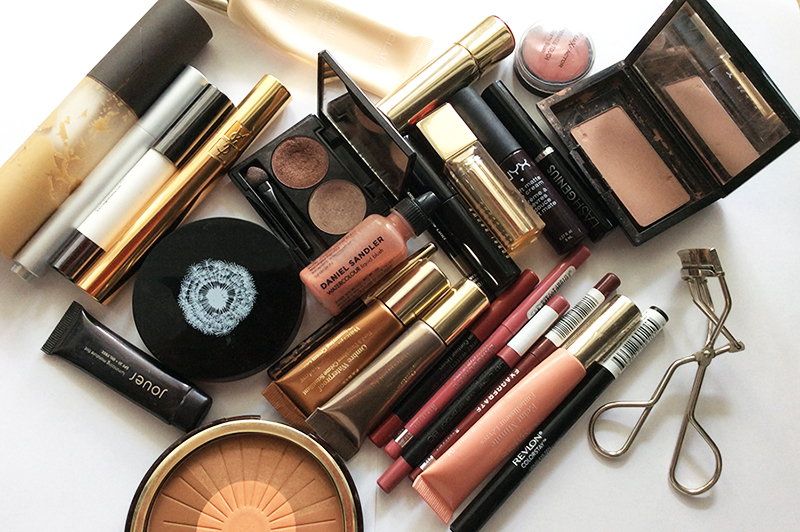 Makeup Products For Two Weeks Away makeup4all