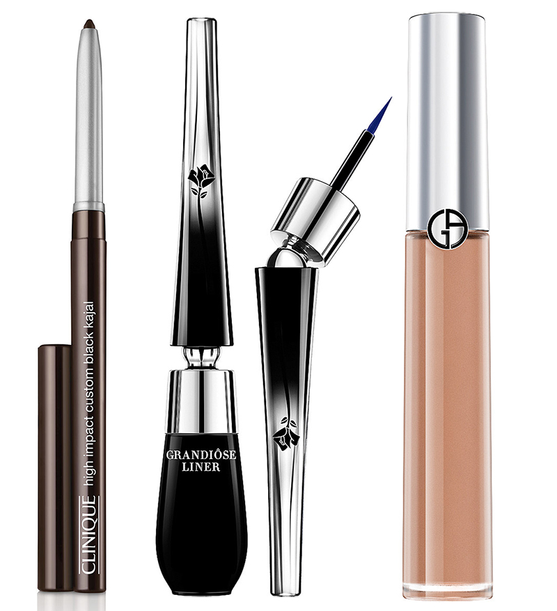 SS16 New Eye Products Lancome, Armani, and Clinique
