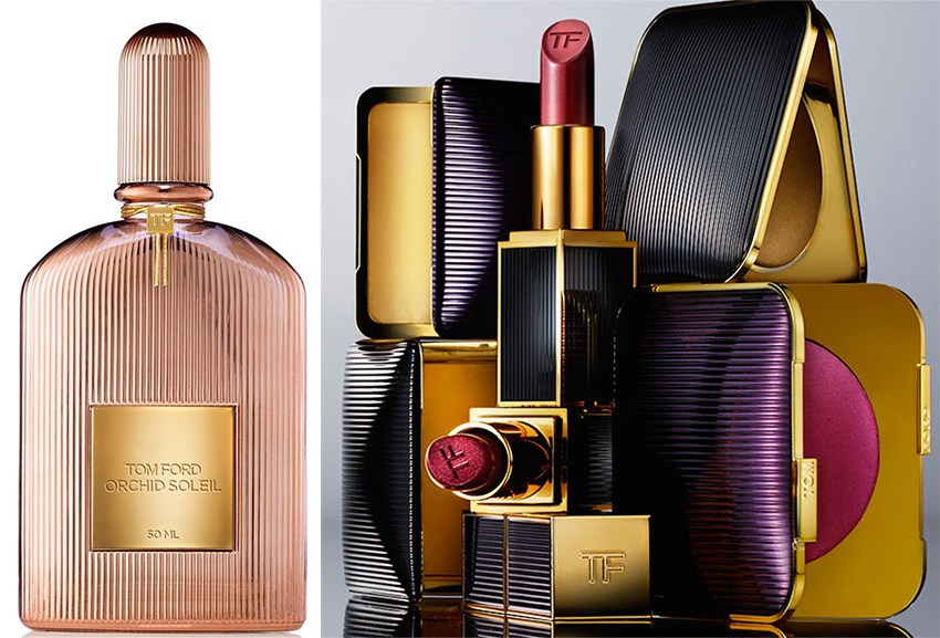 Tom Ford Orchid Makeup Collection for Autumn 2016
